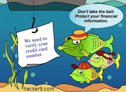 how to hack email - phishing