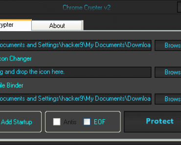 Chrome Crypter v2