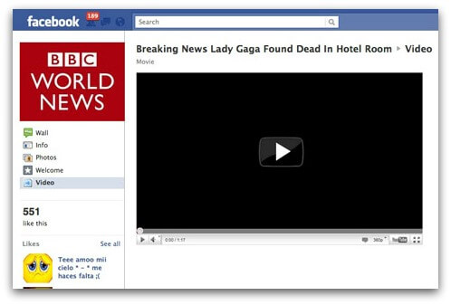 Breaking News Lady Gaga Found dead in Hotel room