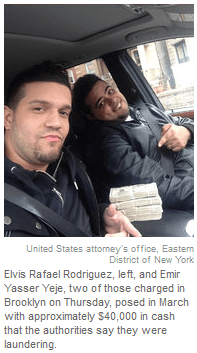 Biggest ATM hacking suspects 2013