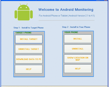 WinSpy Pro with Android keylogger - Full version Crack