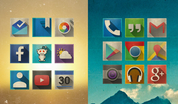 beautiful ICON Android