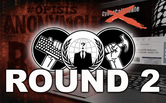 Anonymous Group Hacks ISIS Twitter Accounts