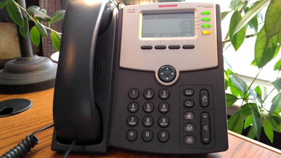 hacking cisco ip phone
