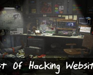 list of hacker websites 2015