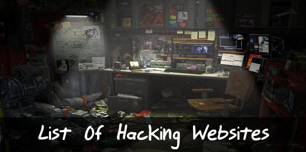 Best Hacking Websites for Hackers to Hangout   Jarvis Hacks
