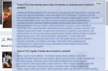 facebook hidden friends how to unhide
