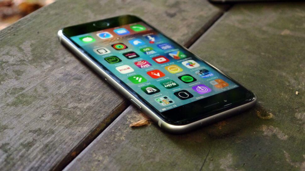 iPhone7 with Li-Fi chip