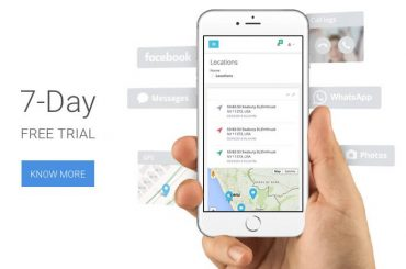 Download mSpy phone tracking app