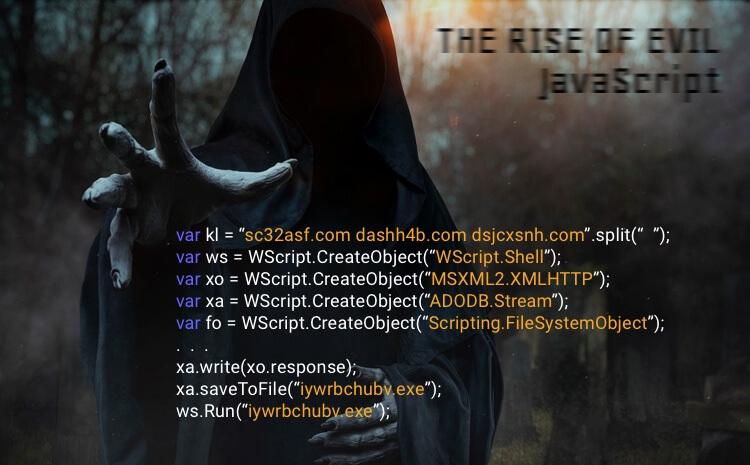 evil malicious javascript example
