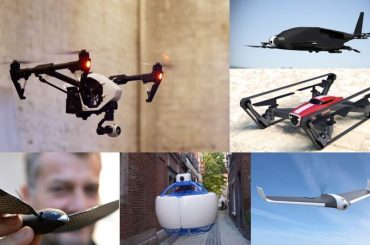 unique drone inventions and innovations