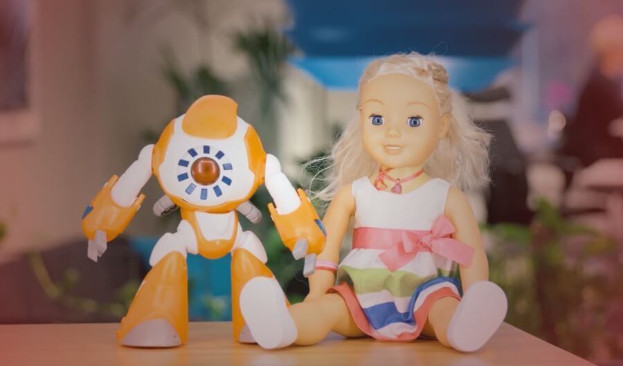How to Hack smart Toys - My Friend Cayla