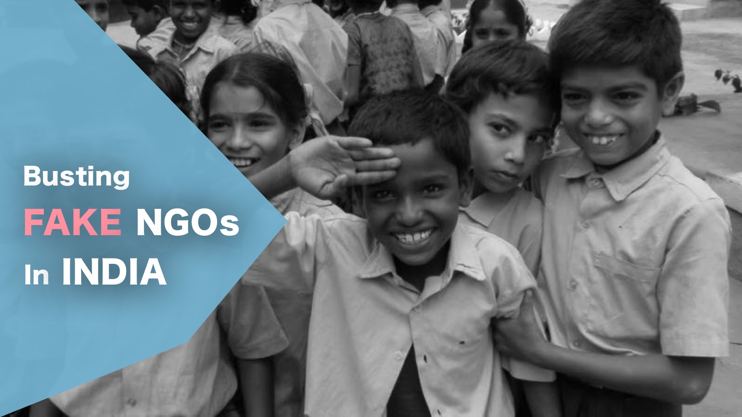 List of Fake NGO in India 2017