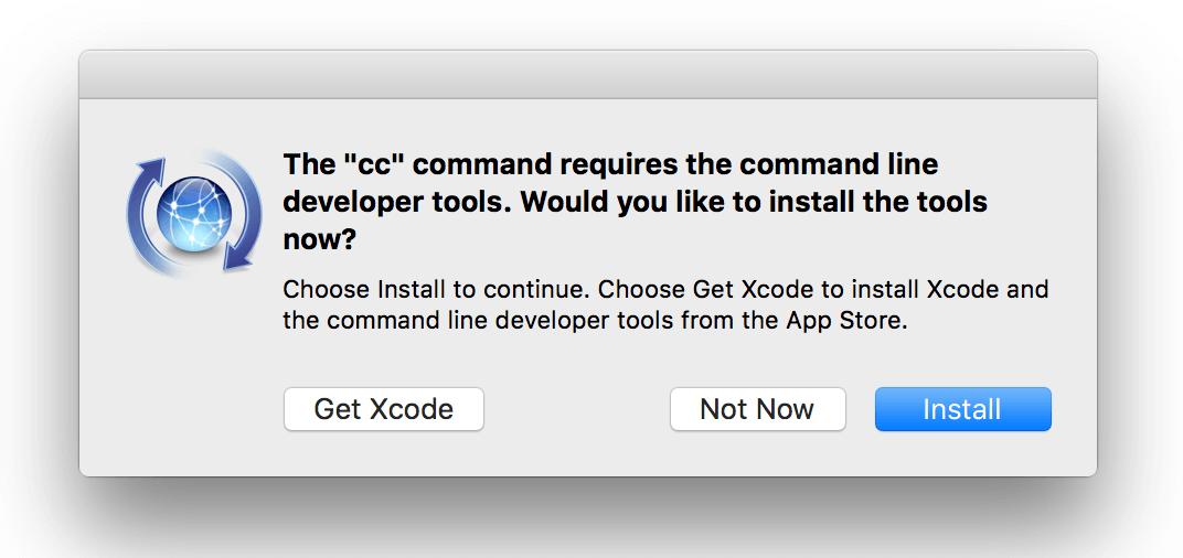 install cc commands
