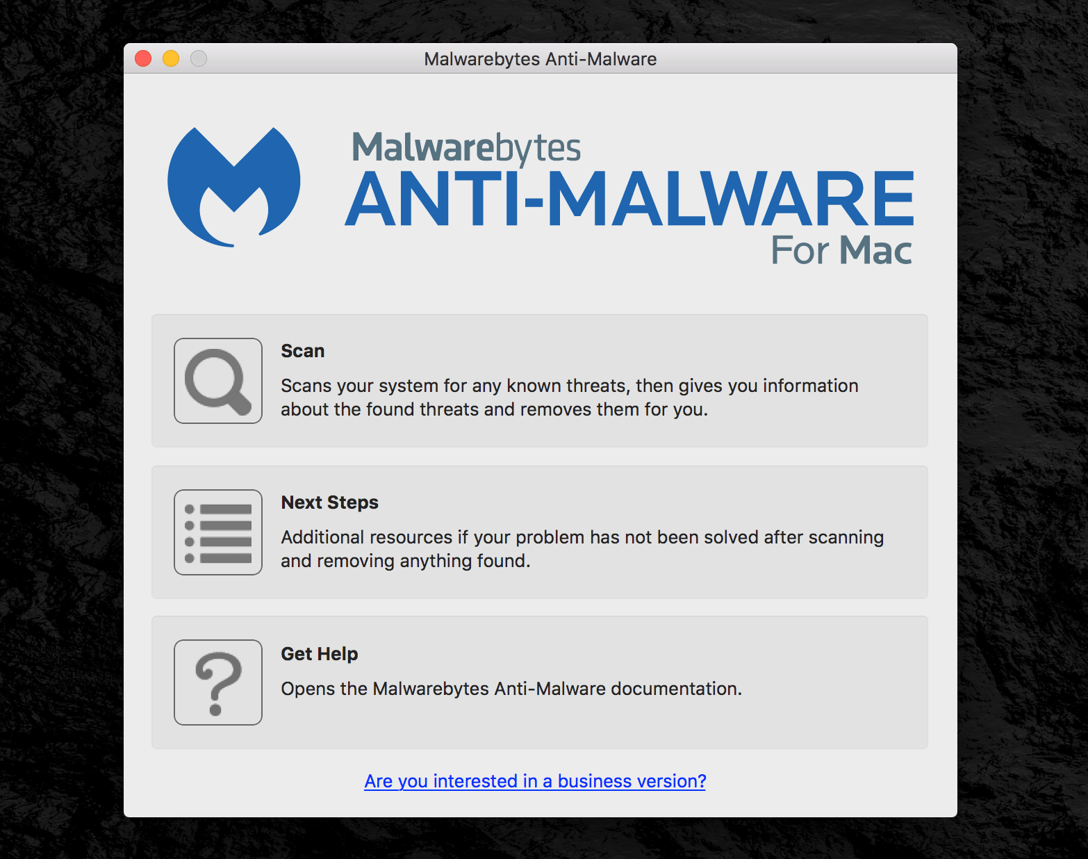 how to get rid of malware virus on mac