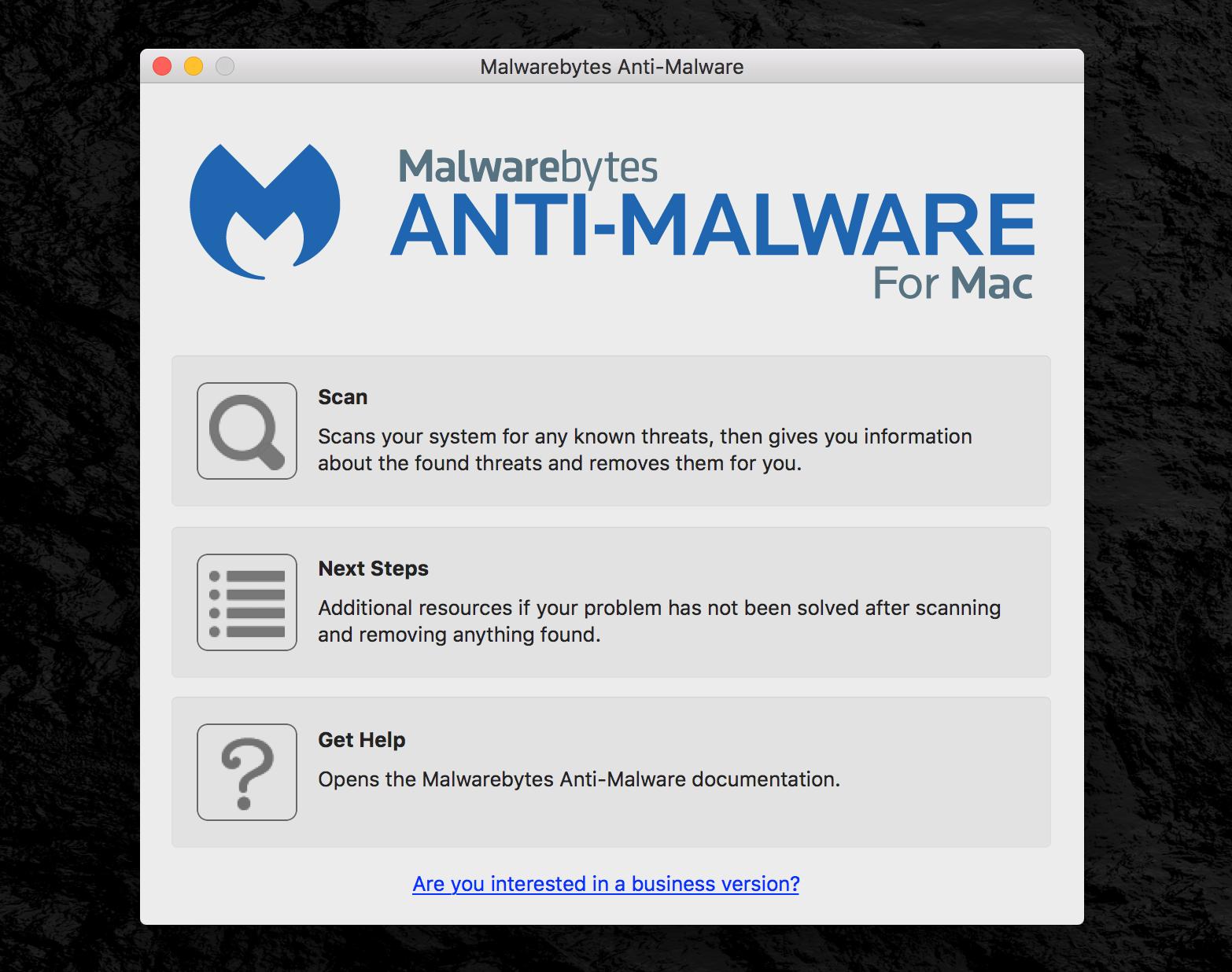 Malwarebytes for mac 2017