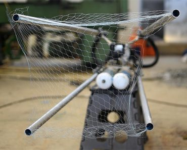 Make Drone Catching Gun