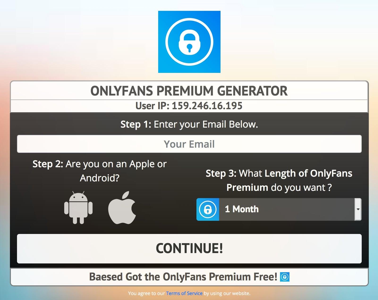 Onlyfans Hack 2020 Download Link
