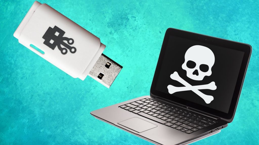 destroy or hack computers with USB pendrive